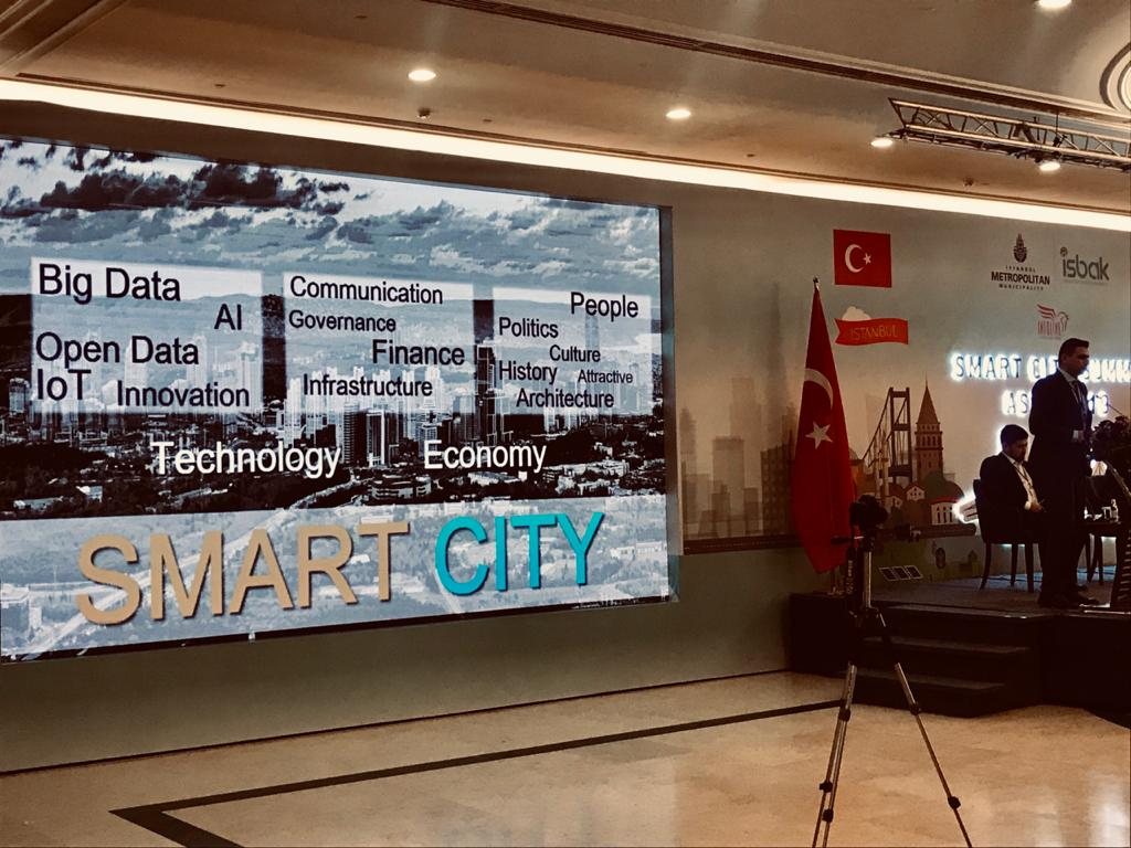 Организации цифрового форума Smart City Summit Astana'19